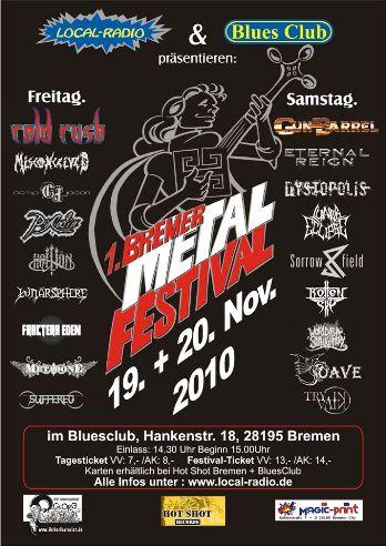 1. Bremer Metal-Festival